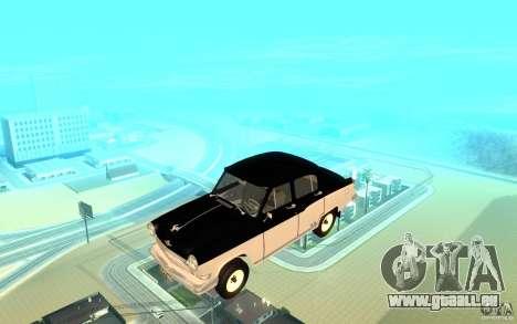 Black Lightning für GTA San Andreas achten Screenshot