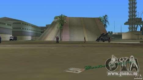 Stunt Dock V1.0 für GTA Vice City zweiten Screenshot