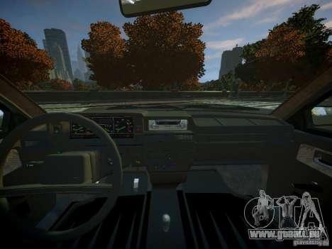 VAZ 2109 pour GTA 4 est un droit