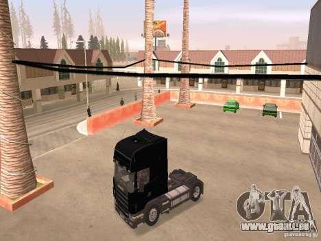Scania 124L 420 für GTA San Andreas