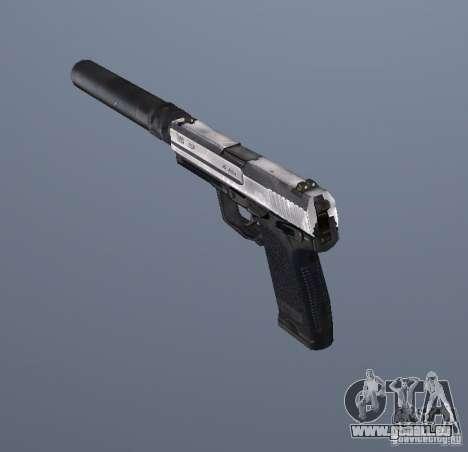 Grims weapon pack3-2 pour GTA San Andreas sixième écran