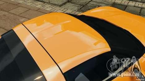 Chevrolet Corvette C6 Grand Sport 2010 pour GTA 4