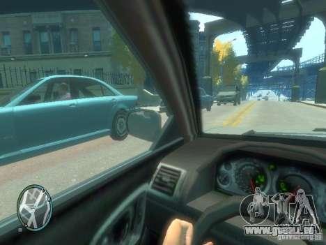 Type de voiture pour GTA 4 cinquième écran