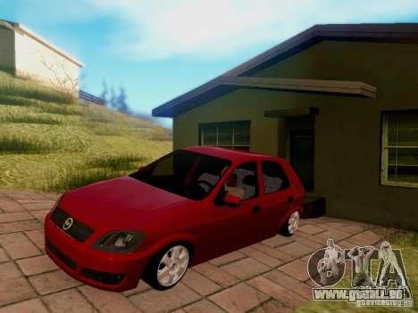 Chevrolet Celta 1.0 VHC für GTA San Andreas