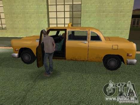 Lebendige Raum v1. 0 für GTA San Andreas siebten Screenshot