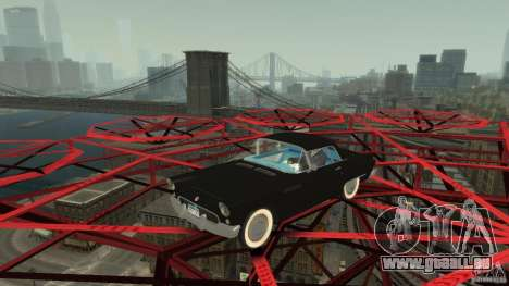 Smith Thunderbolt Mafia II pour GTA 4