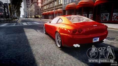 Ferrari 612 Scaglietti custom für GTA 4 hinten links Ansicht