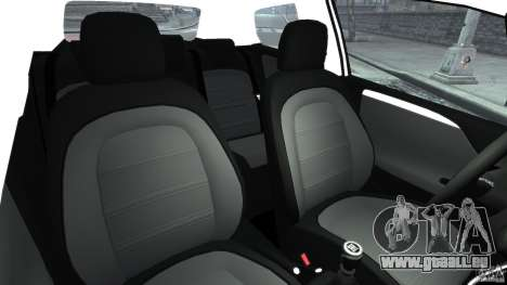 Fiat Punto Evo Sport 2012 v1.0 [RIV] für GTA 4 Innenansicht