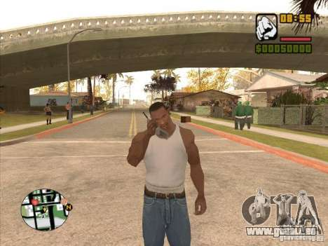 Call the Police für GTA San Andreas zweiten Screenshot