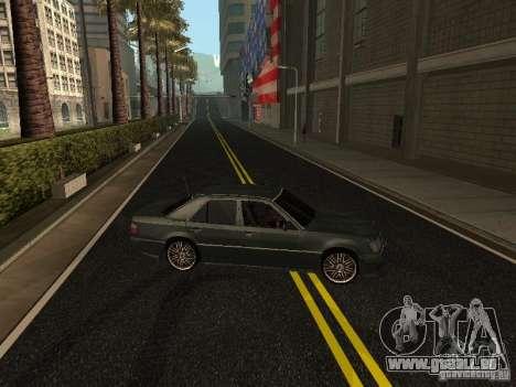 Construction de nouvelles routes à Los Santos pour GTA San Andreas sixième écran
