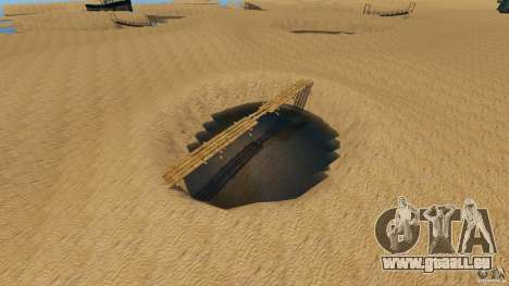 Wüste Gobi für GTA 4 dritte Screenshot