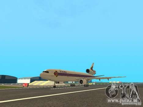 McDonell Douglas  DC 10 Thai Airways pour GTA San Andreas