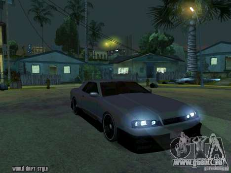 ELEGY BY CREDDY pour GTA San Andreas