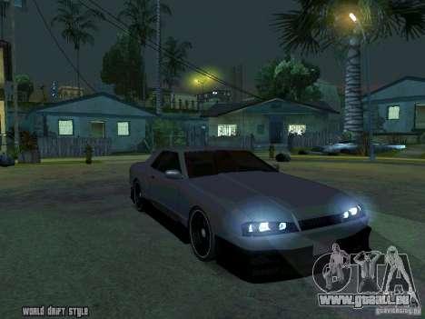 ELEGY BY CREDDY für GTA San Andreas