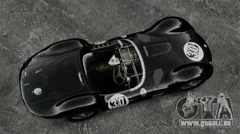 Maserati Tipo 60 Birdcage für GTA 4 rechte Ansicht