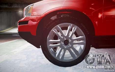 Volvo XC 90 pour GTA 4 est un côté