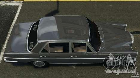 Mercedes-Benz 300Sel 1971 v1.0 pour GTA 4 est un droit
