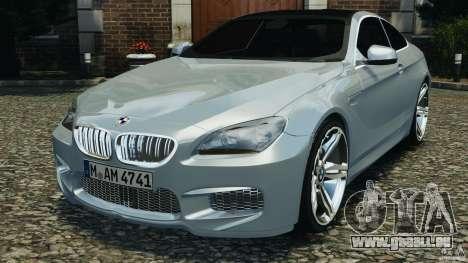 BMW M6 Coupe F12 2013 v1.0 pour GTA 4