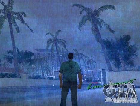 Nouveaux effets pour GTA Vice City cinquième écran