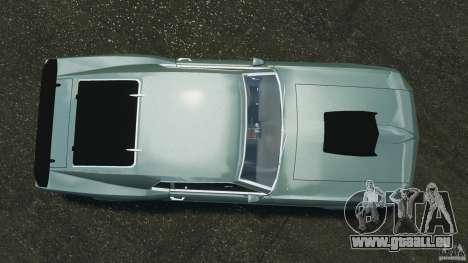 Ford Mustang Boss 429 pour GTA 4 est un droit