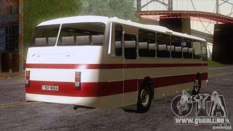 Peau LAZ 699R 93-98 1 pour GTA San Andreas vue arrière
