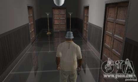 Nouvelles textures intérieur de maisons sûres pour GTA San Andreas troisième écran
