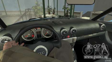 Audi TT 1.8 (8N) pour GTA 4 est un droit