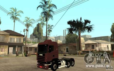 Scania 124 R480 6x4 Truck 1 pour GTA San Andreas