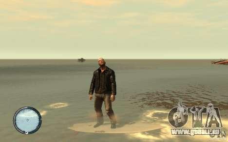Planche de surf pour GTA 4