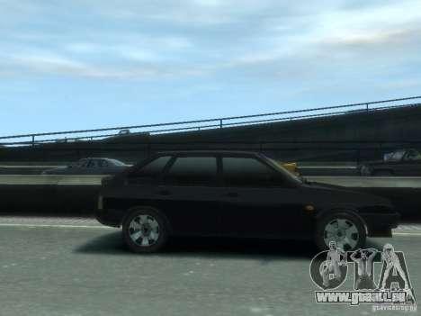 VAZ 21093i das komplette tuning für GTA 4 linke Ansicht