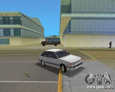 Lada Samara 3doors pour GTA Vice City