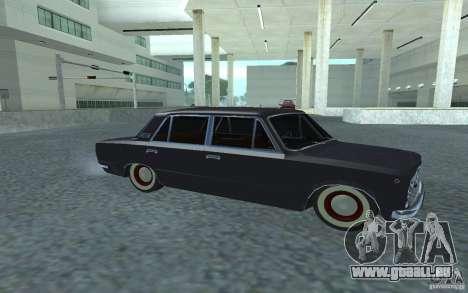 Vaz-2101 Style rétro pour GTA San Andreas vue de droite