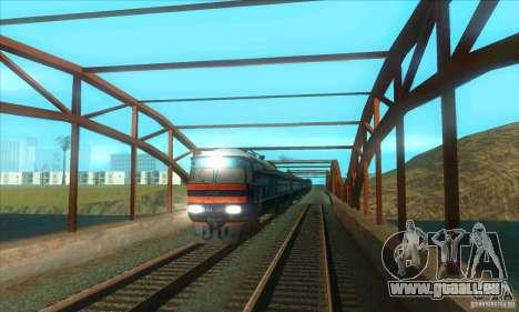Dr1a-282-BCH für GTA San Andreas zurück linke Ansicht