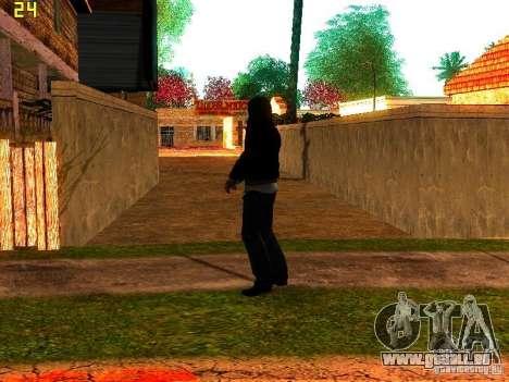 Alex Mercer pour GTA San Andreas troisième écran