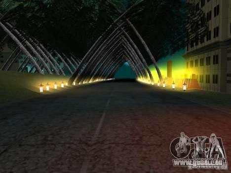 Nouvelle ville v1 pour GTA San Andreas