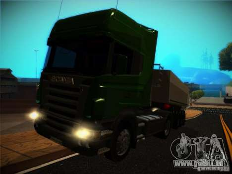 Scania R580 pour GTA San Andreas