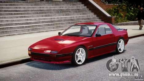 Mazda RX7 FC3S v2 FINAL pour GTA 4