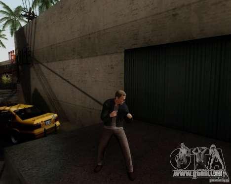 Daniel Craig pour GTA San Andreas deuxième écran