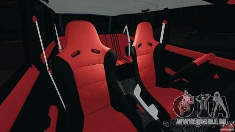 VAZ 2104 Tuning für GTA 4 Innenansicht