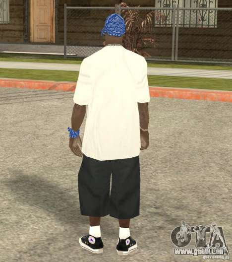Compton Crips für GTA San Andreas sechsten Screenshot