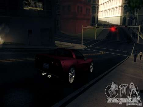 ENBSeries by muSHa für GTA San Andreas achten Screenshot