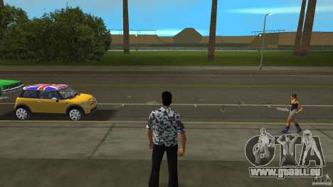Hawaii Hemd für GTA Vice City zweiten Screenshot