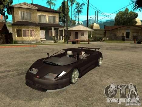 Buggati EB110 pour GTA San Andreas