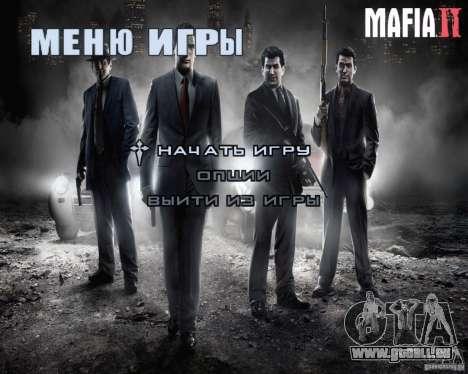 Écrans de chargement de Mafia 2 pour GTA San Andreas