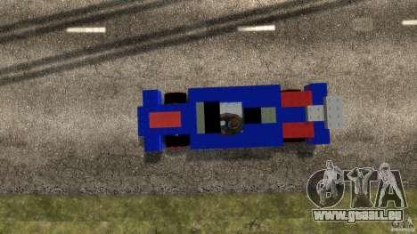 LEGOCAR pour GTA 4 est un droit