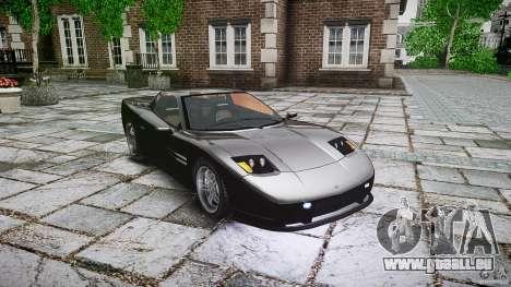Coquette FBI car für GTA 4