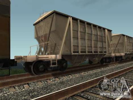 Zement-Trichter für GTA San Andreas