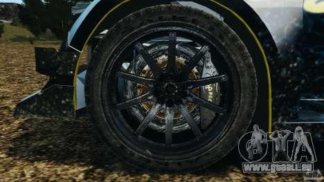 Colin McRae Hella Rallycross pour GTA 4 Vue arrière