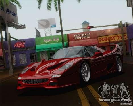Optix ENBSeries pour PC puissant pour GTA San Andreas troisième écran