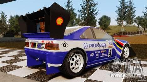Peugeot 405 T16 Pikes Peak pour GTA 4 est une gauche